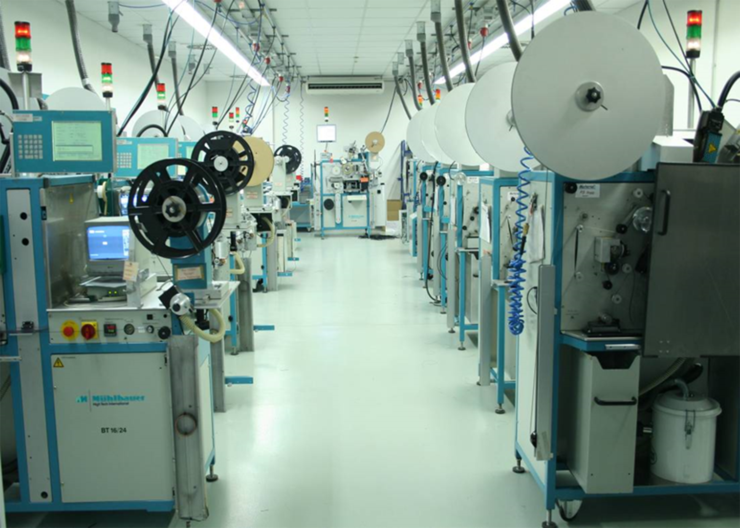 carrier tape forming systems